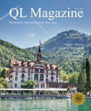 <strong>QL Magazine € 13,25</strong> (including shipping costs)